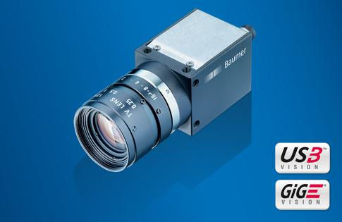 CX series industrial cameras from Baumer