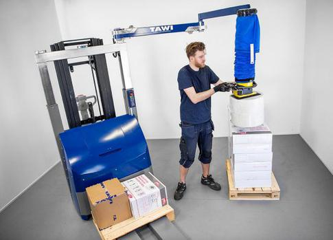 TAWI ERGONOMIC LIFTING SOLUTIONS AND EQUIPMENT