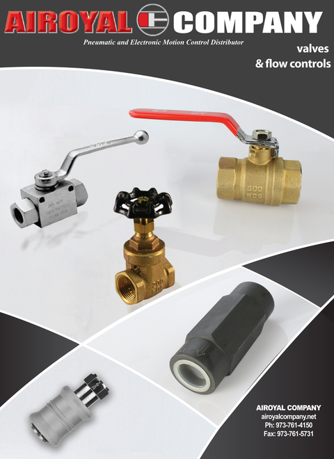 Airoyal Company Valves & Flow Controls